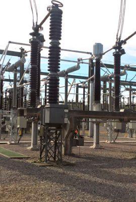 Bramley 400kV Substation