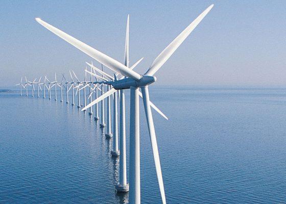 Greater Gabbard Offshore Windfarm