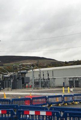 Stalybridge 275kV Substation